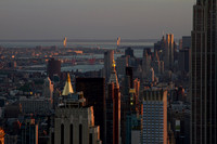 Top of the Rock -Sunset 2